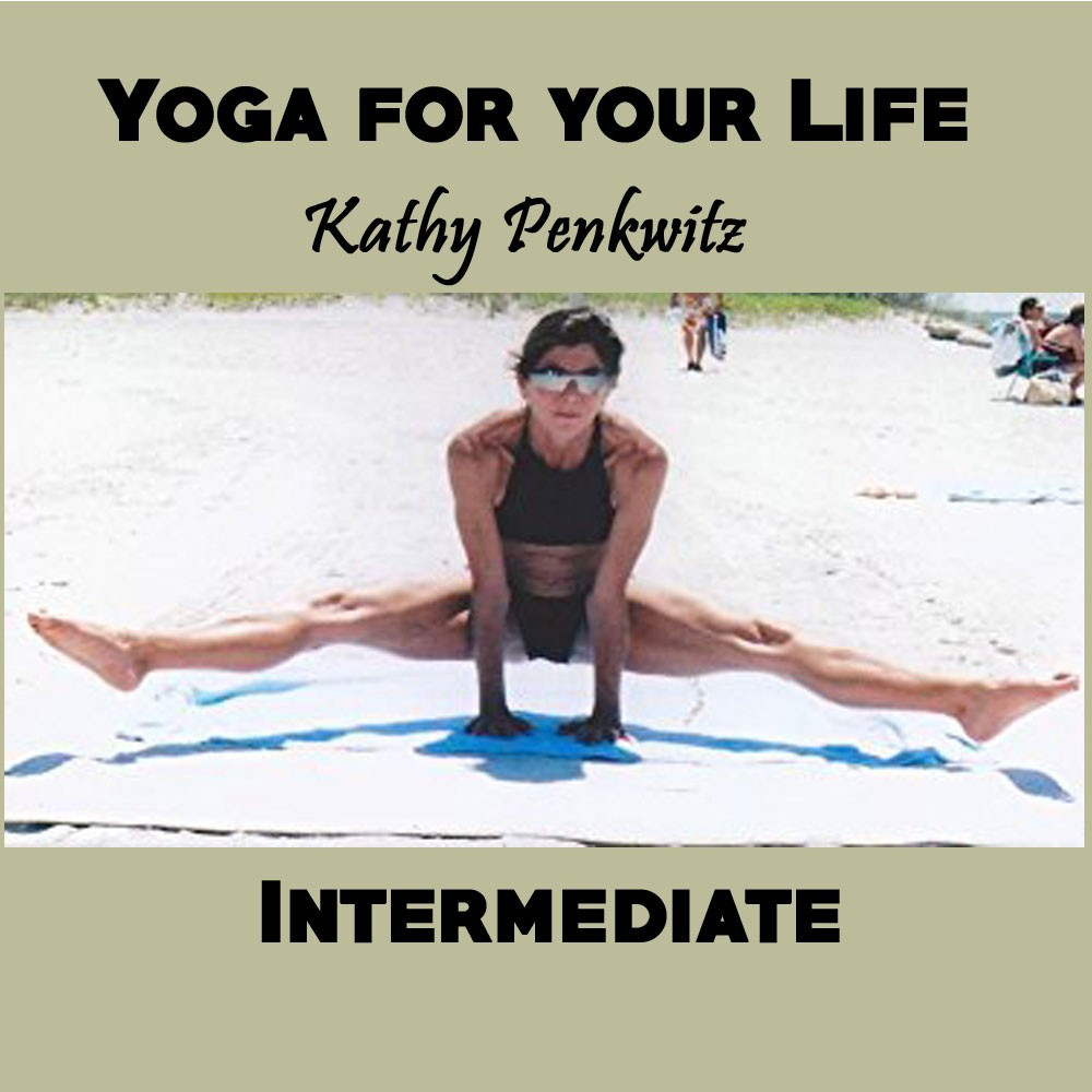 Yoga Class, one hour Intermediate